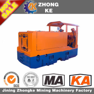 Explosion Proof Mine Locomotive with Competitive Price