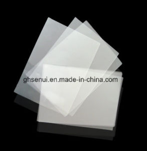 Pet Pouch Film for Cards Map Document Book (YD 75~250mic) pictures & photos