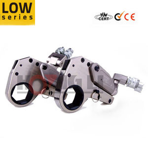 Low Profile Hydraulic Torque Wrench /Hydraulic Pump /Hydraulic Torque Wrench (4 Low profile) pictures & photos