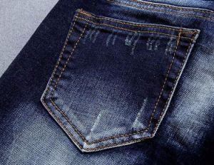 Denim Women Jeans pictures & photos