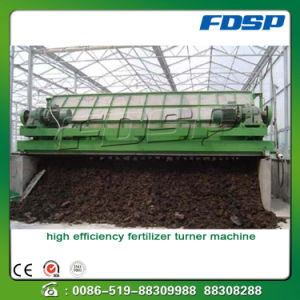 CE/ISO Approved Fertilizer Turner for Fermentation Tank pictures & photos
