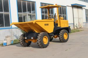 5.0ton Weifang Site Dumper Truck pictures & photos