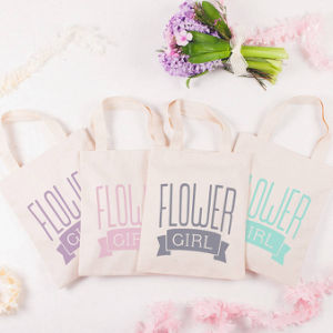 Natural White Cotton Shopping Bag for Women pictures & photos