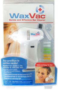 Electric Wax VAC Ear Cleaner pictures & photos