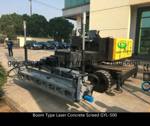 High Efficiency Laser Polishing Smoothing Concrete Screed Gyl-500 pictures & photos