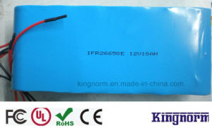 12V 10ah Lithium Iron Phosphate Battery pictures & photos