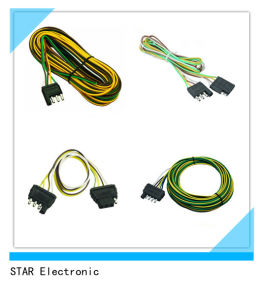 RoHS Automotive Flat Truck Trailer Wire Harness pictures & photos