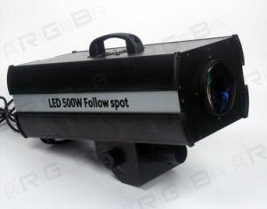 Rigeba Newest 500W DMX LED Follow Spot Light pictures & photos
