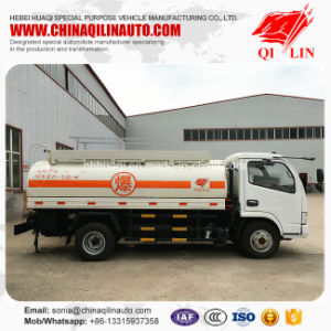 Cheap Price Inventory Oil Refuel Tank Truck Made in China pictures & photos
