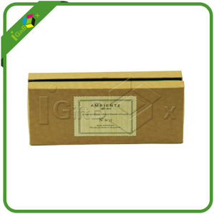 Brown Kraft Gift Packaging Box pictures & photos