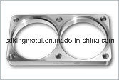 Pn40 Forged Carbon Steel Square Flange Ele Galv pictures & photos