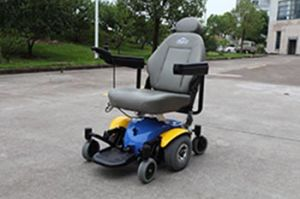 Repow Electric Wheelchair for Disabled T408A pictures & photos