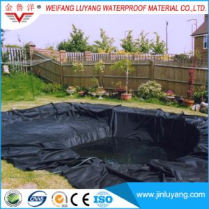 China Supply EPDM Rubber Waterproof Membrane for Fish Pond Liner
