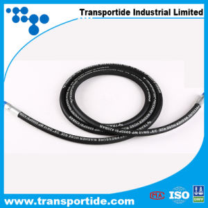 Colorful Power Pressure Washer Hose for Hydraulic Rubber Hose pictures & photos