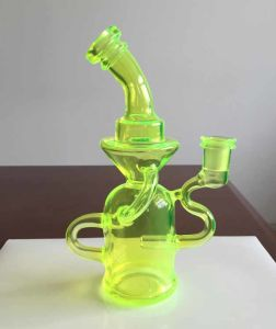 Glass Water Smoking Pipe with Water Recycler-15days After Receipt of Payment pictures & photos