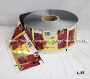 Shrink Sleeve Label for Fruit Juice Bottle pictures & photos