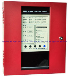 4 Zone Alarm Control Panel pictures & photos