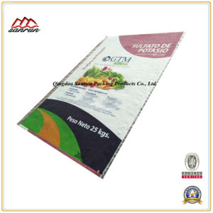 25kg PP Woven Bag for Feed Fertilizer pictures & photos