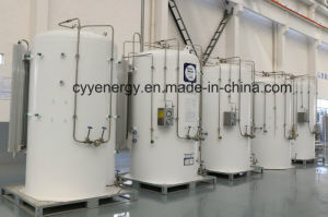 Liquid Oxygen Nitrogen Argon Carbon Dioxide Micro Storage Tank pictures & photos