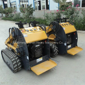 Used Mini Skid Steer Loader pictures & photos