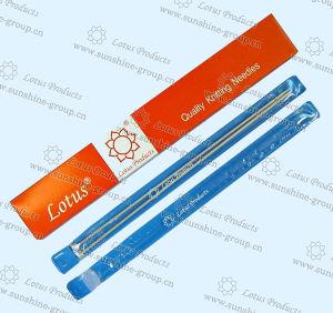 Single Point Aluminium Knitting Needle pictures & photos