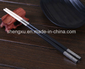 Nice Design Chinese Wood Bamboo 24cm Length Chopsticks Sx-Cc014 pictures & photos
