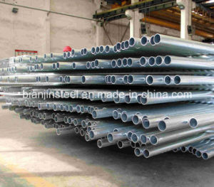 Dn20 Fluid Usage Galvanized Steel Pipe