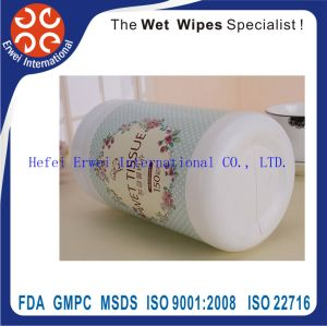 OEM Brand Disposable Auto Car Glass Care Wet Wipes pictures & photos