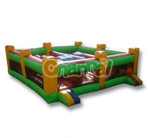 Inflatable Obstacle Course/Kids Inflatable Obstacle Bb021 pictures & photos