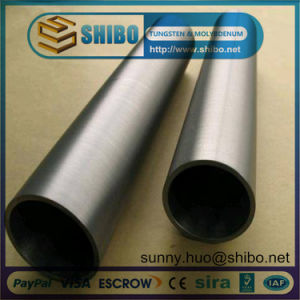 Molybdenum Tube/Pipes of High Purity&Molybdenum Alloy Tubes/Pipes Mo1, Tzm, Mla pictures & photos