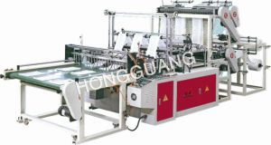 Shopping Bag Machine/ Sealing and Cutting Machine pictures & photos