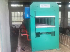 Rubber Plate Hydraulic Rubber Vulcanizer Machine pictures & photos