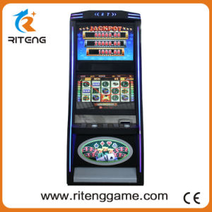 Poker Table Top Casino Machine for Gambling House pictures & photos