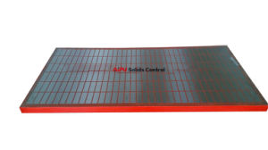 Dual, Triple Cloth Solids Control Shaker Screen pictures & photos