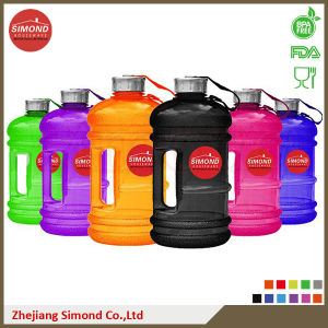 2.2L PETG Water Bottle with Handle pictures & photos