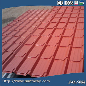 CE & ISO Certified PPGI Metal Roof Tile for Building Material pictures & photos