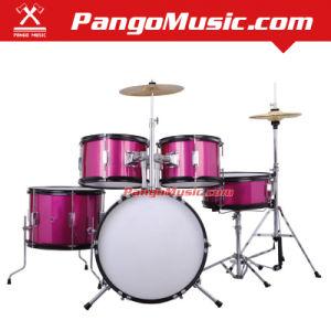 5-PC Child Pink Drum Set (Pango PMBJ-360) pictures & photos