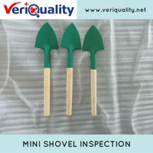 Mini Shovel Quality Control, Garden Product Inspection Service at Ningbo, Zhejiang pictures & photos