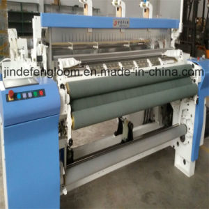 Staubli Cam Shedding Air Jet Loom Weaving Machine in Qingdao pictures & photos