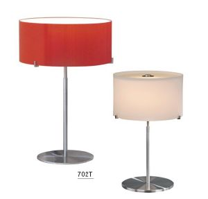 High Quality Modern Glass Carbon Steel Home Table Lamp (702T) pictures & photos