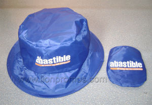 Cheap Events Sales Campaign Polyester Folding up Flying Cap pictures & photos