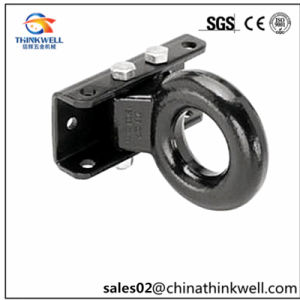 "5"" Trailer Couplers Tow 4 Bolt Flange Lunette Ring pictures & photos"