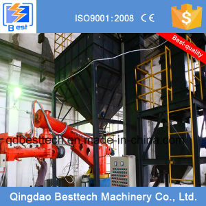 CE & ISO Certification Automatic Sand Mixer