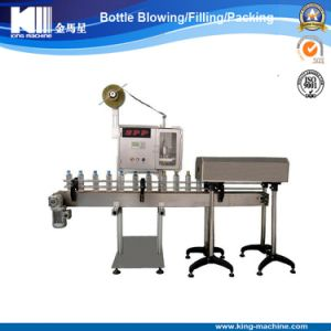 Bottle Neck Label Sleeving Machine (KM-200B) pictures & photos