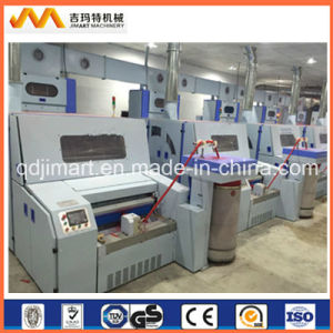 Wool Carding Machine with Single Cylinder Double Doffer pictures & photos