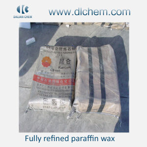 62#Kunlun Brand Fully Refined Paraffin Wax pictures & photos