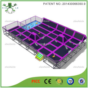 Fashion Recreational Small Trampoline Park pictures & photos