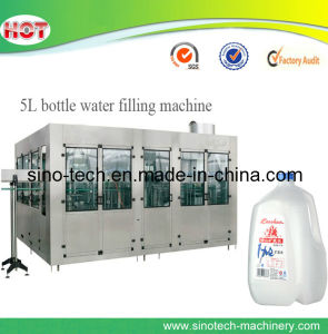 5L Water Filling Capping Machine pictures & photos
