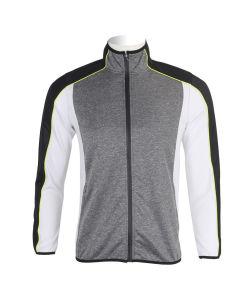 Bulk Wholesale Zipper up Custom Jacket Male with Custom Logo pictures & photos