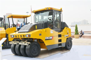 16 Ton Tire Road Roller in Promotion (XP163) pictures & photos